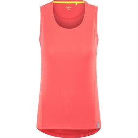 Meru Wembley Sleeveless Shirt Women red